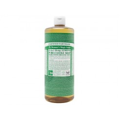 Dr. Bronner Liquid Soap 473 ml Almond