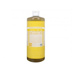 Dr. Bronner Liquid Soap 473 ml Citrus Orange