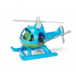 Green Toys Helikopter blauw gerecycled