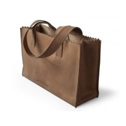 MYOMY My Paper Bag Handbag met rits Original