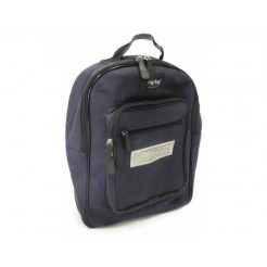 Ragbag Delhi Canvas Backpack Airforce Blue