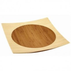 Totally Bamboo Bamboe bord 20 x 20