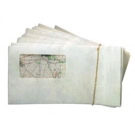 DirektRecycling Din Lang enveloppen met venster (100 stuks)