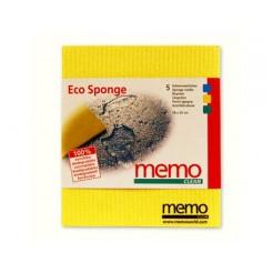 Memo Eco schoonmaakdoekjes (5 stuks)