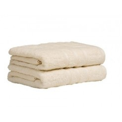 Handdoek off-white (60x110 cm)