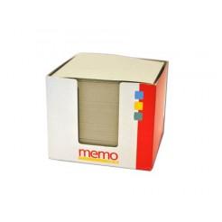Memo Notitiepapier in blok (650 stuks)